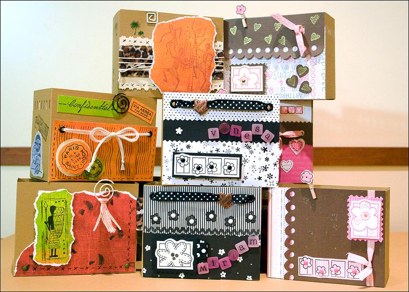 cajas personalizadas para golosinas