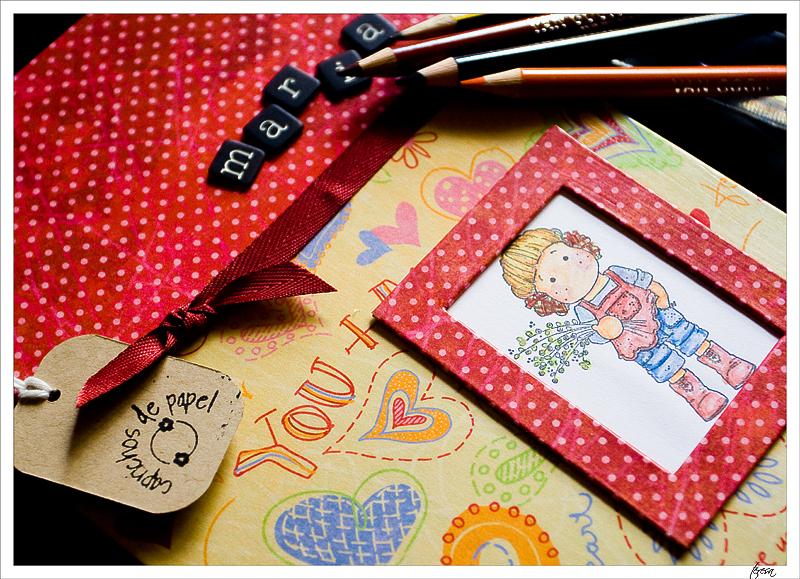 diario personalizado infantil