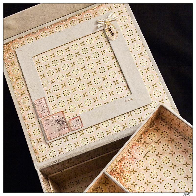 Caja para recuerdos