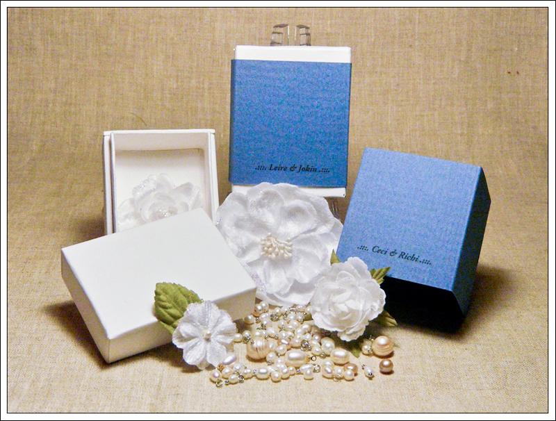 cajitas para boda